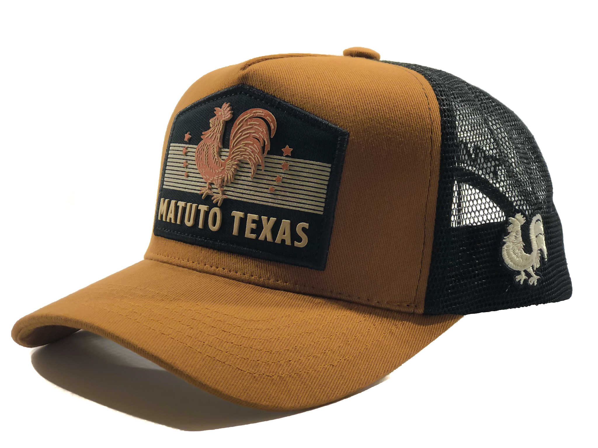 Matuto Brown Trucker